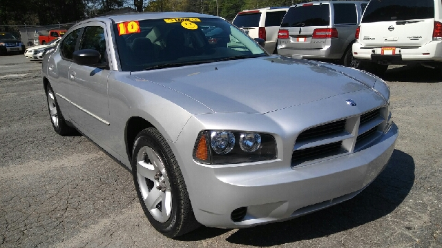 2010 DODGE CHARGER POLICE 4DR SEDAN silver 2-stage unlocking doors abs - 4-wheel air filtration
