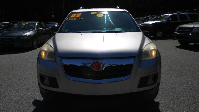 2007 SATURN OUTLOOK XE 4DR SUV silver 2-stage unlocking doors abs - 4-wheel airbag deactivation