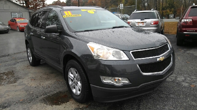 2011 CHEVROLET TRAVERSE LS 4DR SUV gray abs - 4-wheel airbag deactivation - occupant sensing pas