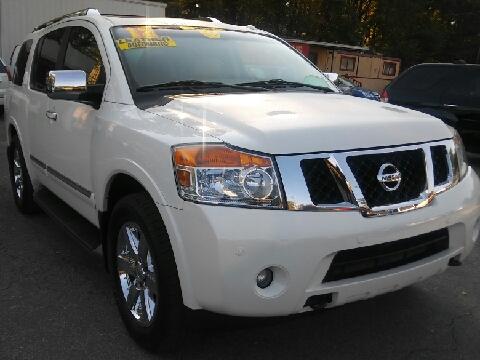 2012 Nissan Armada For Sale Carsforsale Com