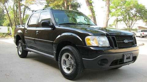 2004 Ford Explorer Sport Trac for sale in Houston, TX