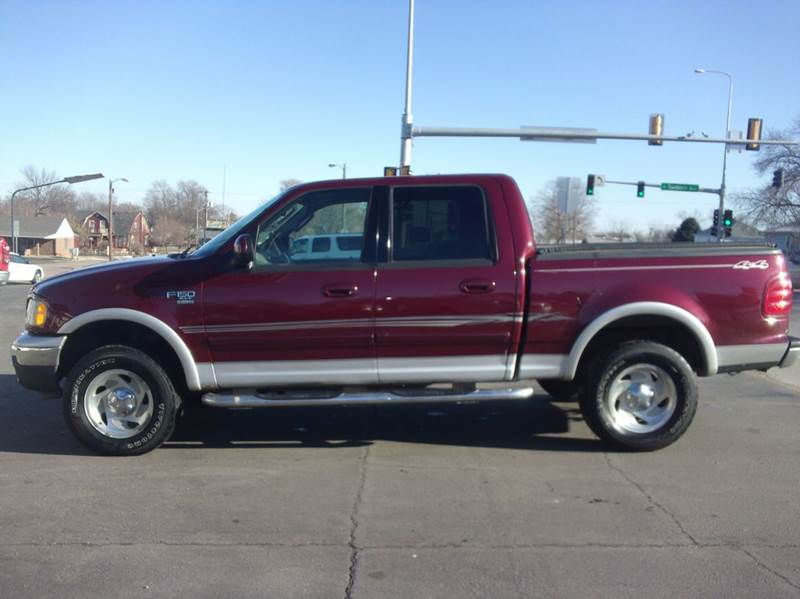2003 ford f 150 4dr supercrew xlt 4wd styleside sb in mitchell sd busters auto brokers. Black Bedroom Furniture Sets. Home Design Ideas