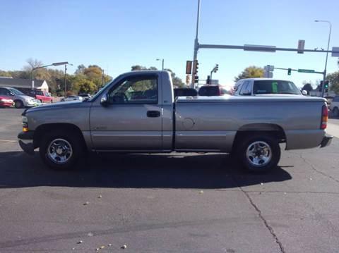 2001 Chevrolet Silverado 1500 for sale in Mitchell, SD