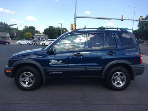 2003 Chevrolet Tracker for sale in Mitchell, SD