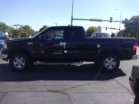 2004 Ford F-150 for sale in Mitchell, SD