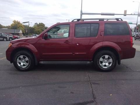 2006 Nissan Pathfinder for sale in Mitchell, SD