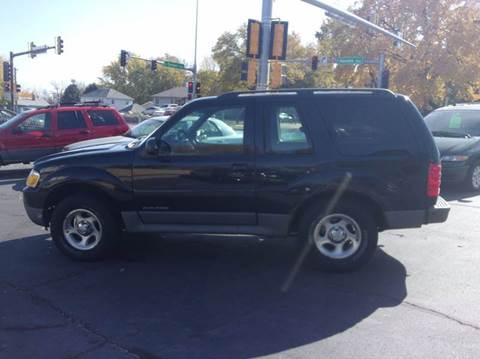2001 Ford Explorer Sport for sale in Mitchell, SD