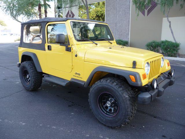 2004 Jeep Wrangler for sale in Mesa AZ