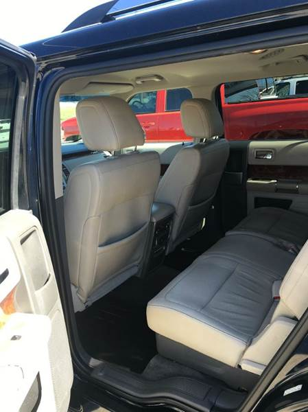 2010 Ford Flex AWD Limited 4dr Crossover - Jefferson City MO