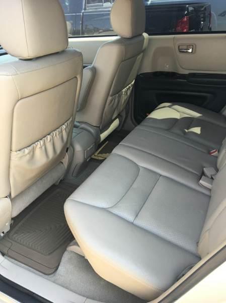 2002 Toyota Highlander AWD Limited 4dr SUV - Jefferson City MO
