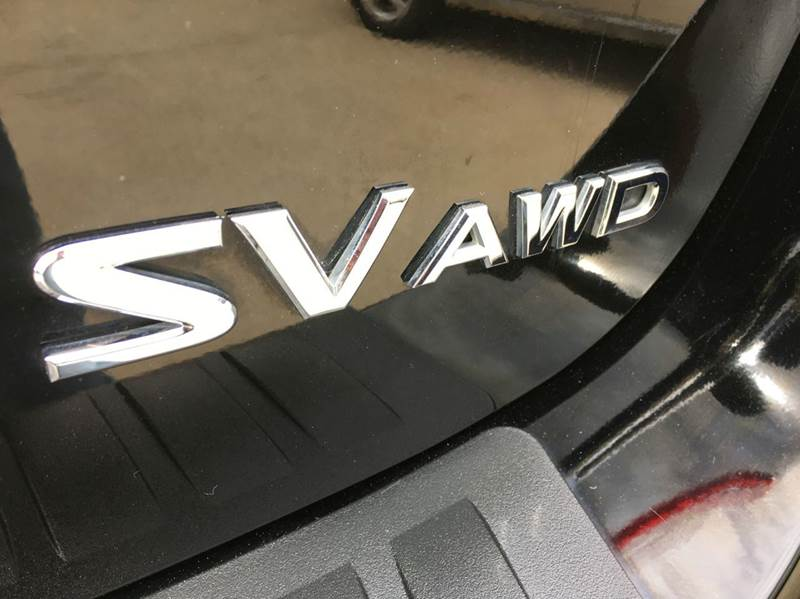2013 Nissan Rogue AWD SV 4dr Crossover - Jefferson City MO