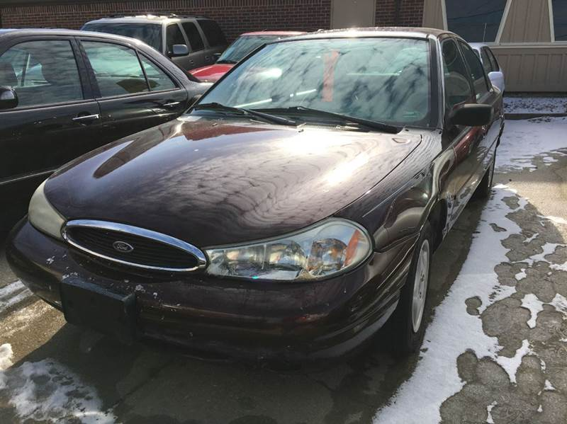 2000 Ford Contour SE 4dr Sedan - Jefferson City MO