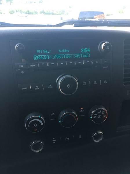 2010 GMC Sierra 1500 4x4 SLE 4dr Crew Cab 5.8 ft. SB - Jefferson City MO