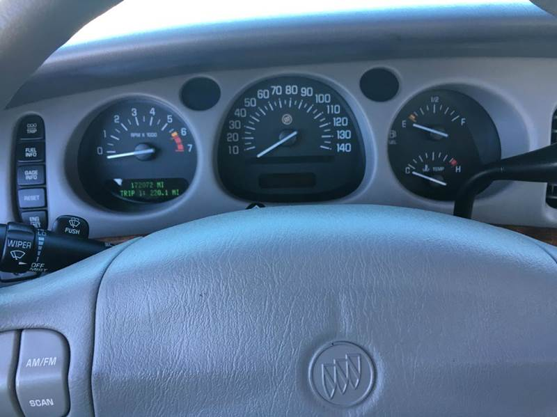 2001 Buick LeSabre Limited 4dr Sedan - Jefferson City MO