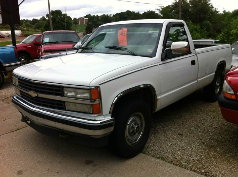 chevrolet silverado 1500 for sale in jefferson city mo autos post. Black Bedroom Furniture Sets. Home Design Ideas