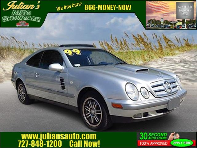 1999 Mercedes-Benz CLK-Class