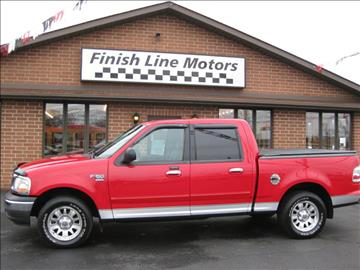 2003 Ford F-150 for sale in Canton, OH