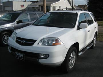 2003 acura mdx for sale in ohio. Black Bedroom Furniture Sets. Home Design Ideas