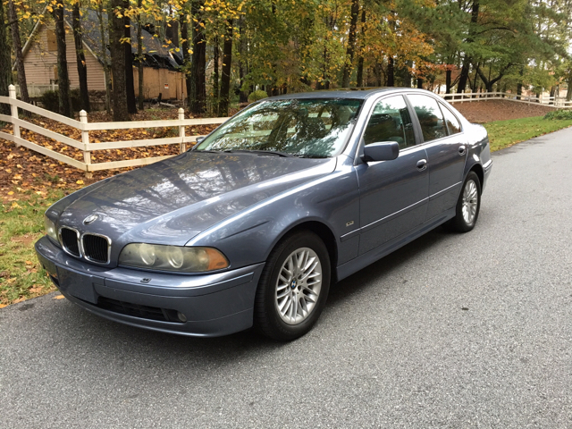 2002 bmw 5 series for sale in georgia. Black Bedroom Furniture Sets. Home Design Ideas