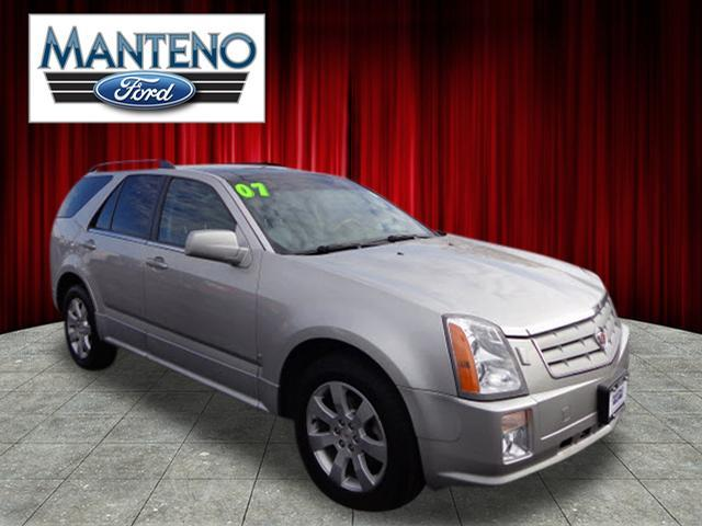 2007 Cadillac SRX for sale in MANTENO IL