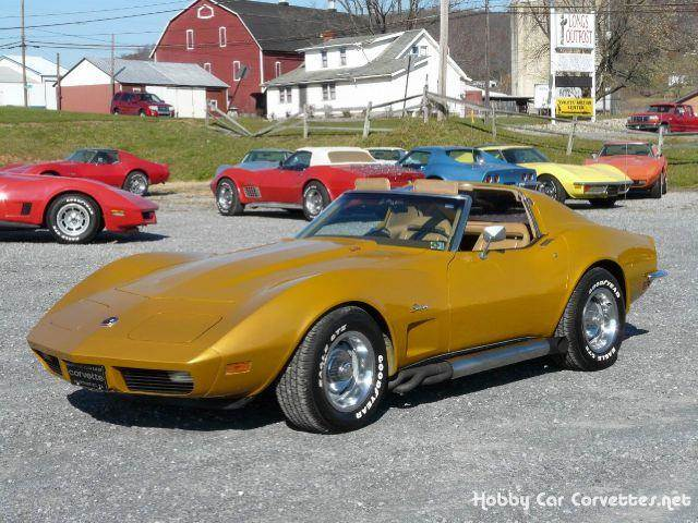used 1973 chevrolet corvette for sale. Cars Review. Best American Auto & Cars Review