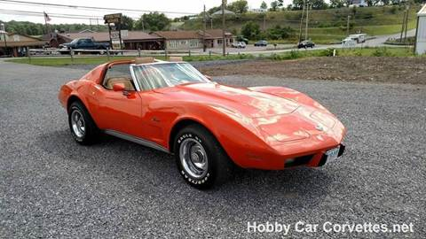 1976 Chevrolet Corvette for sale in Martinsburg, PA