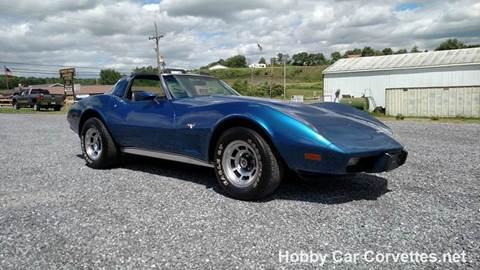 1979 Chevrolet Corvette for sale in Martinsburg, PA