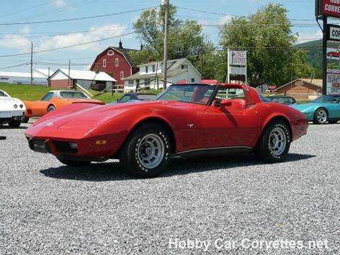 chevrolet corvette for sale martinsburg pa. Cars Review. Best American Auto & Cars Review