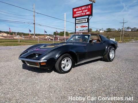 1972 Chevrolet Corvette for sale in Martinsburg, PA