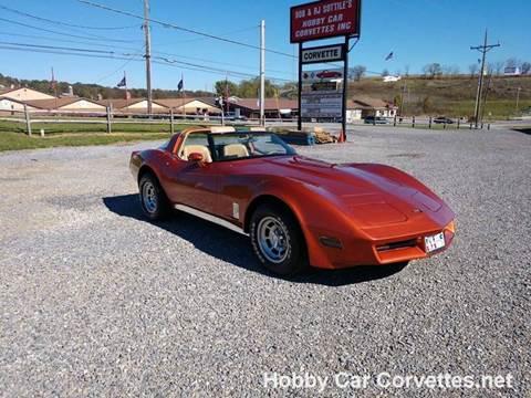 1981 Chevrolet Corvette for sale in Martinsburg, PA