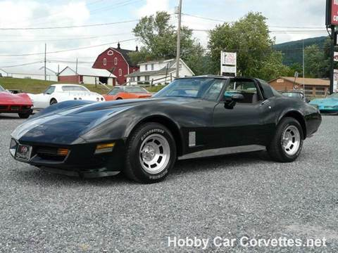 1980 chevrolet corvette for sale in martinsburg pa. Cars Review. Best American Auto & Cars Review