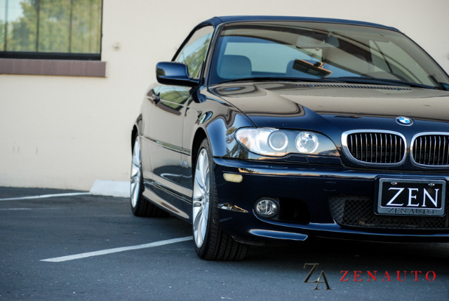 2006 bmw 3 series zhp m3 330ci performance pkg in sacramento ca zen auto sales. Black Bedroom Furniture Sets. Home Design Ideas