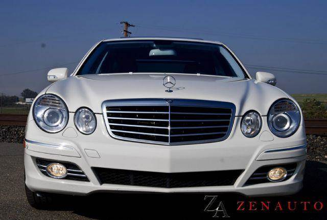 2008 mercedes benz e class e550 sport pkg in sacramento ca for Mercedes benz sacramento