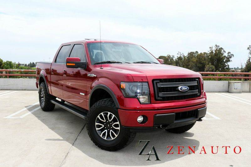 Ford Fx4 2013 V6 Twin Turbo Autos Post
