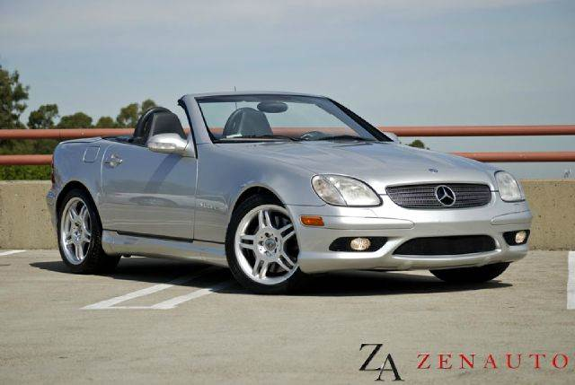 2002 mercedes benz slk class slk32 amg supercharged in for Mercedes benz sacramento