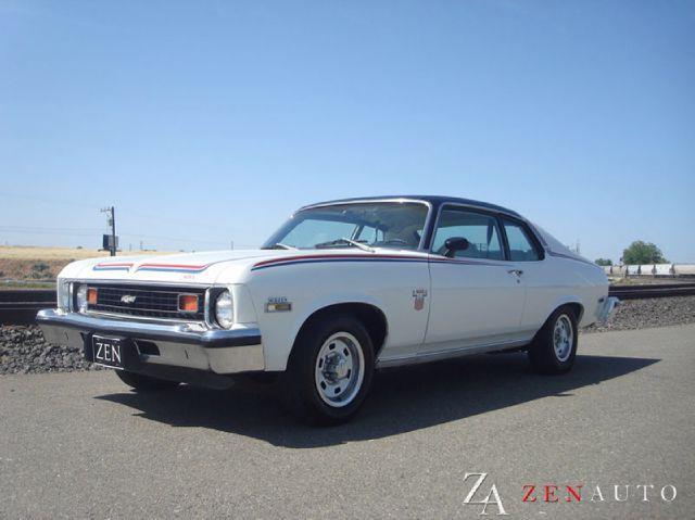 1974 Chevrolet Nova Spirit Of America 350 - Sacramento CA
