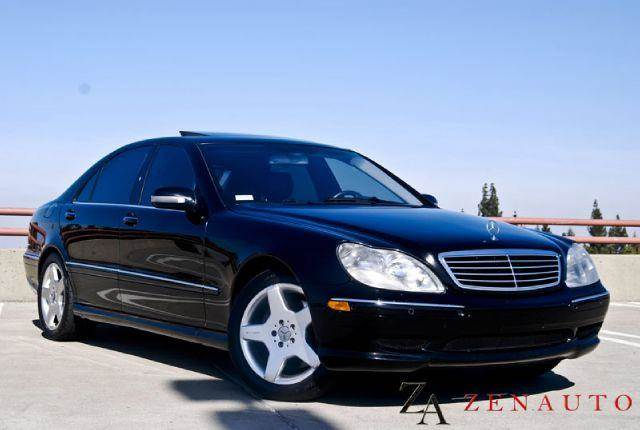 2002 mercedes benz s class s55 amg in sacramento ca zen for Mercedes benz s55