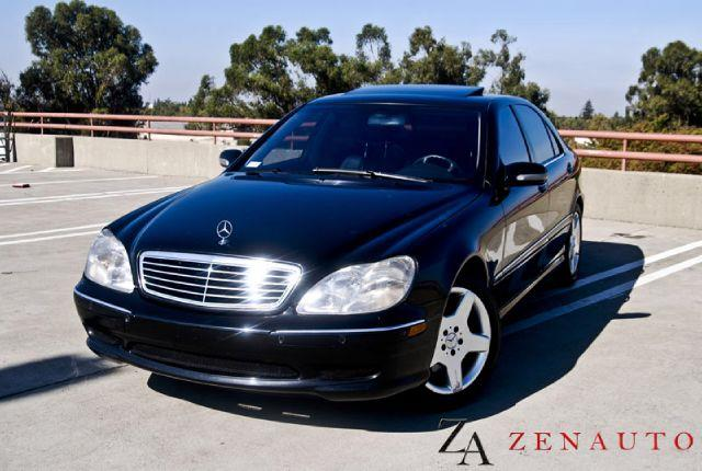 2002 mercedes benz s class s55 amg in sacramento san for Mercedes benz sacramento