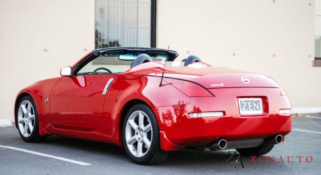 2005 nissan 350z grand touring roadster nismo in sacramento ca zen auto sales. Black Bedroom Furniture Sets. Home Design Ideas