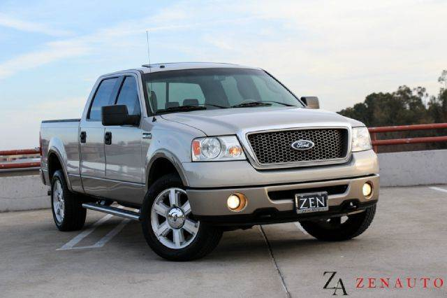 2006 ford f 150 lariat supercrew crew cab 4wd in sacramento ca zen auto sales. Black Bedroom Furniture Sets. Home Design Ideas