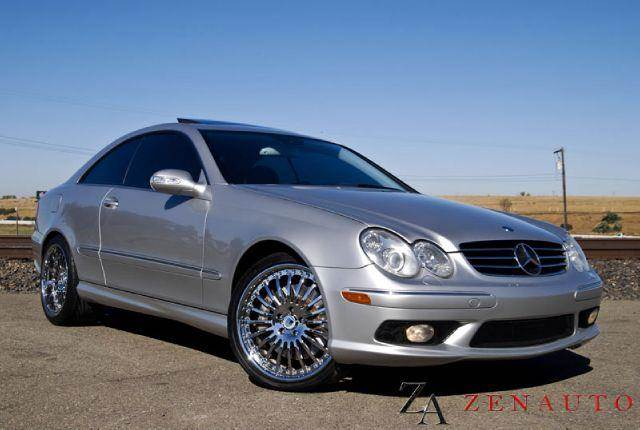 2004 mercedes benz clk class clk500 amg clk 500 in for Mercedes benz sacramento
