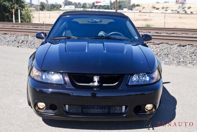 Mustang Terminator For Sale In California