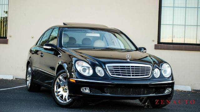 2003 mercedes benz e class e500 sport pkg in sacramento ca for Mercedes benz sacramento