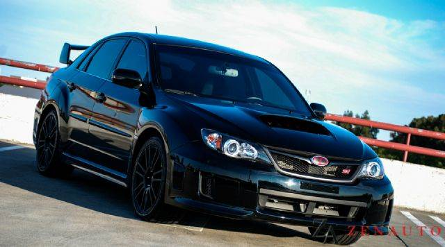 2011 subaru impreza wrx sti turbo awd in sacramento ca zen auto sales. Black Bedroom Furniture Sets. Home Design Ideas