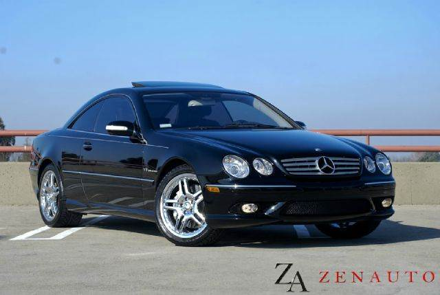 2006 mercedes benz cl class cl55 amg supercharged 493hp in for Mercedes benz dealership sacramento ca