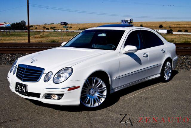 2007 mercedes benz e class e550 sport pkg for sale in for Mercedes benz sacramento