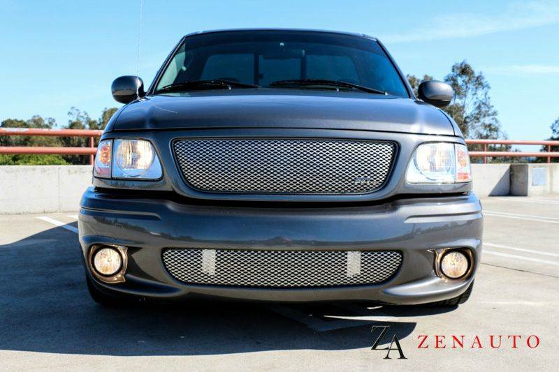 Ford Lightning New Engines For Autos Weblog