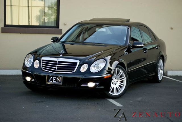 Mileage 61 964 miles for Mercedes benz e350 black