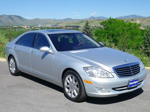 2008 Mercedes-Benz S-Class for sale in Lakewood CO