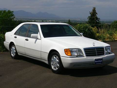 1994 Mercedes-Benz S-Class for sale in Lakewood, CO